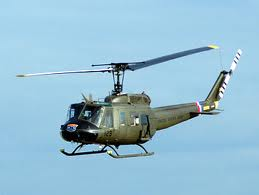 Huey Helicopter Rides