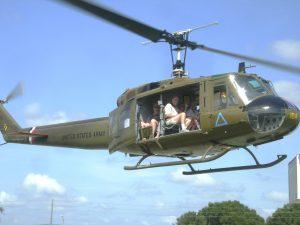 Huey Aircraft Rides